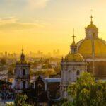 Mexico city - capitale du Mexique
