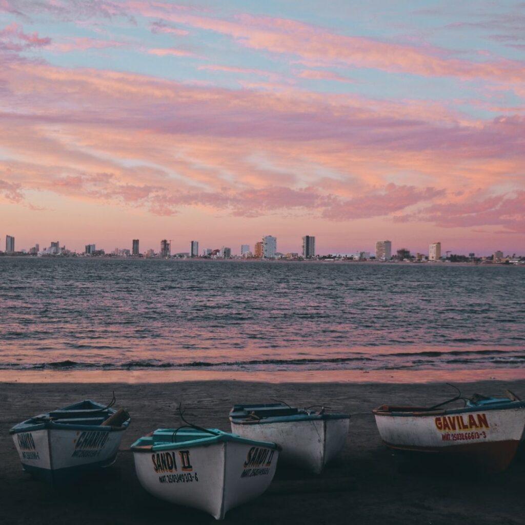 Ocean Pacifique - Mexique - Fanny
