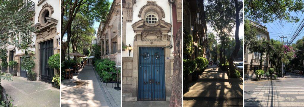 calle Colima - Mexico City - Capitale