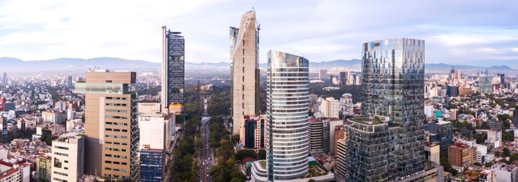 Mexique - capitale - Mexico City