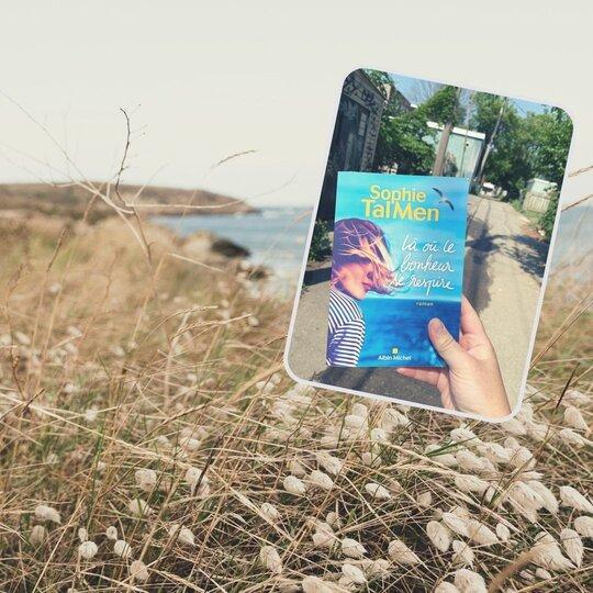 Sophie Tal Men - auteur - livre - littérature - Feel good